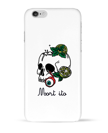 Coque 3D Iphone 6 Mort ito par tattooanshort