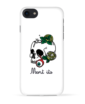 Coque 3D Iphone 7 Mort ito de tattooanshort