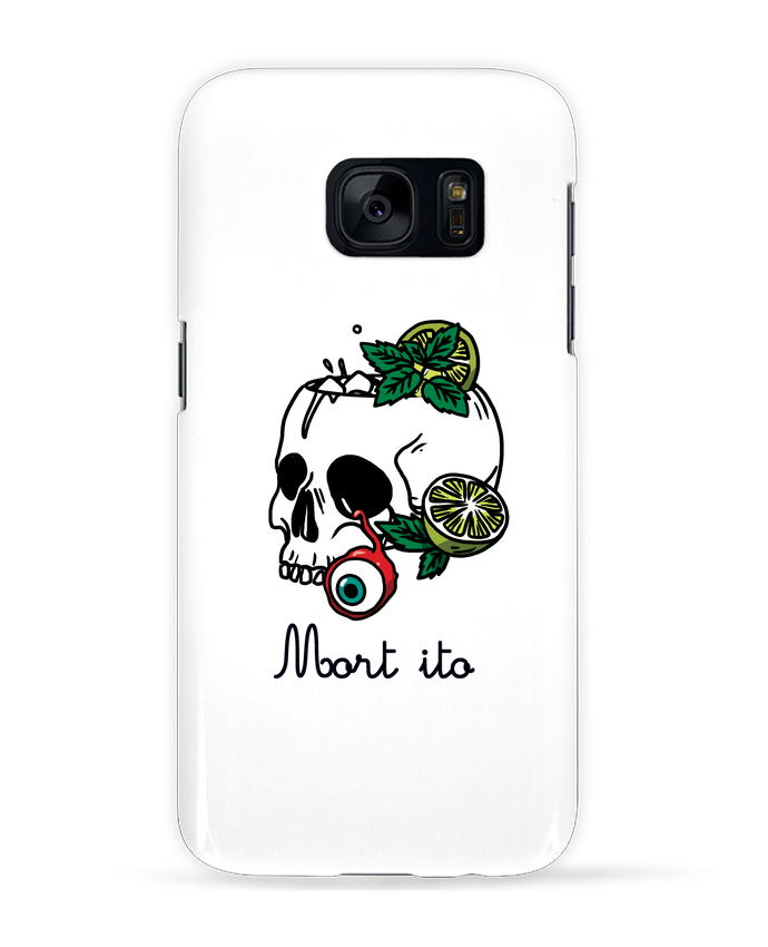 Coque 3D Samsung Galaxy S7 Mort ito par tattooanshort