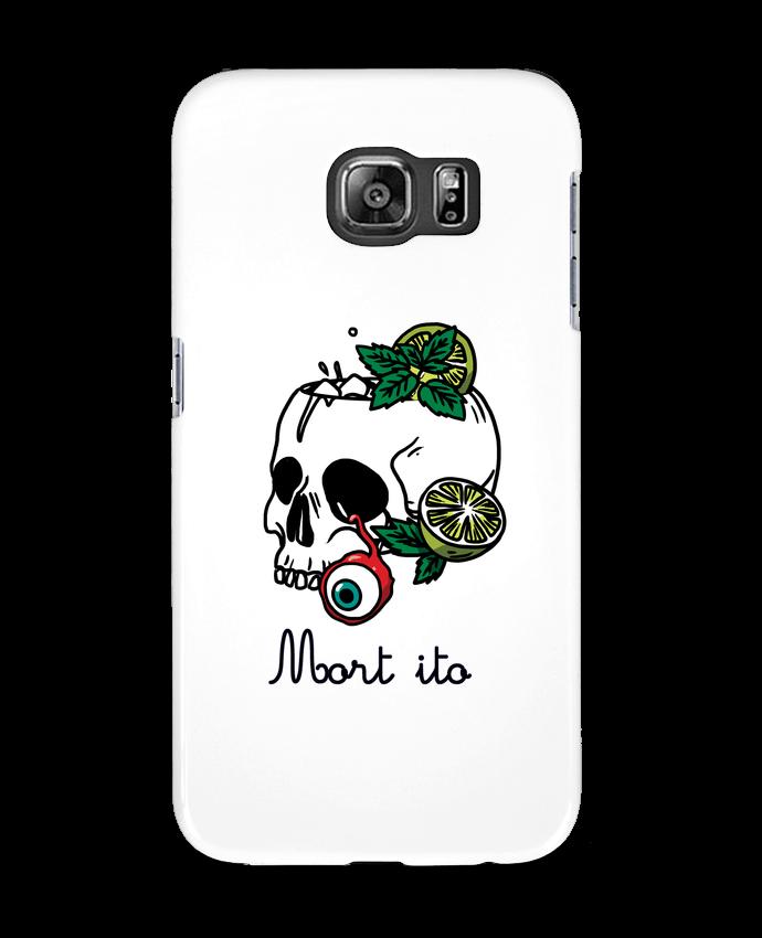 Coque 3D Samsung Galaxy S6 Mort ito - tattooanshort