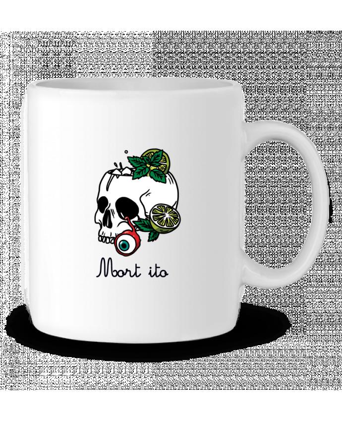 Mug en Céramique Mort ito par tattooanshort
