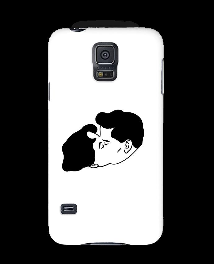 Coque 3D Samsung Galaxy S5 Fusion par tattooanshort