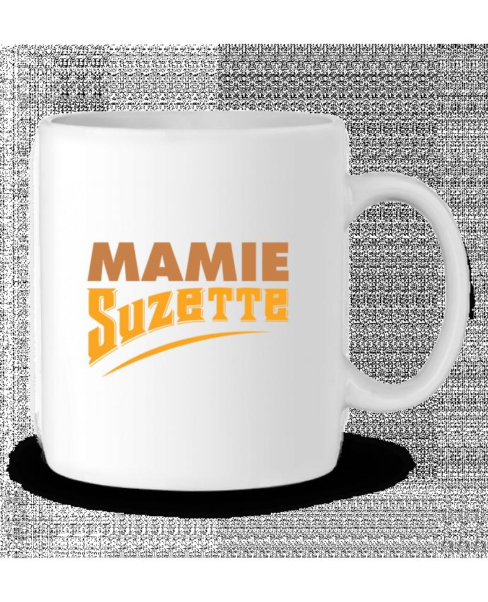 Mug en Céramique MAMIE Suzette par tunetoo