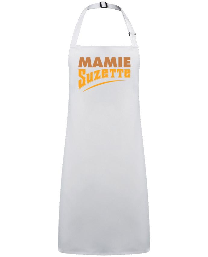 Tablier Sans Poche MAMIE Suzette par  tunetoo