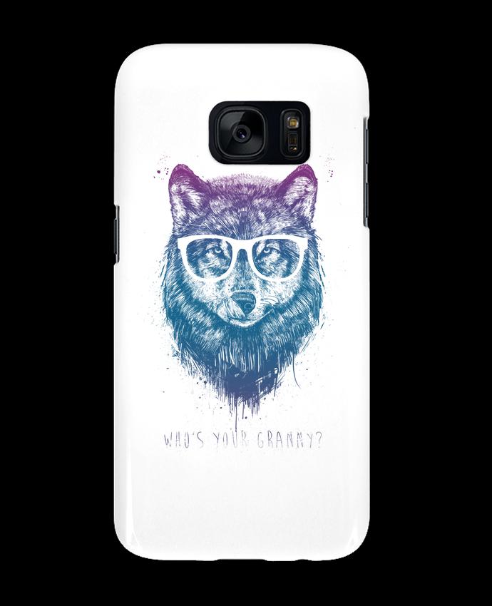 Coque 3D Samsung Galaxy S7 whos_your_granny par Balàzs Solti