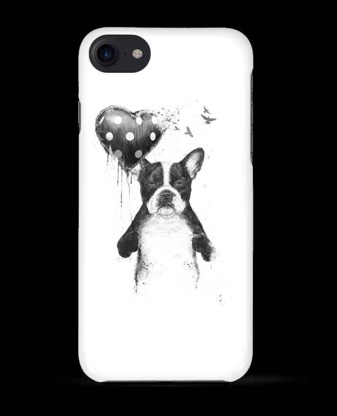 Coque 3D Iphone 7 my_heart_goes_boom de Balàzs Solti