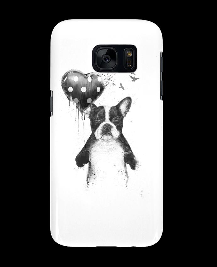 Coque 3D Samsung Galaxy S7 my_heart_goes_boom par Balàzs Solti