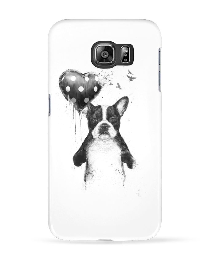 Coque 3D Samsung Galaxy S6 my_heart_goes_boom - Balàzs Solti