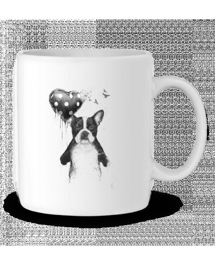 Mug en Céramique my_heart_goes_boom par Balàzs Solti