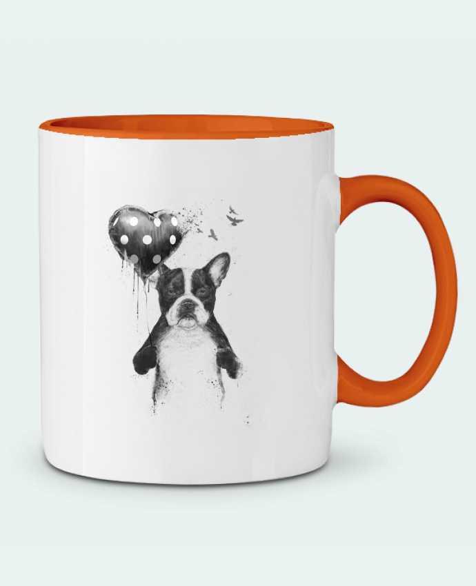 Mug en Céramique Bicolore my_heart_goes_boom Balàzs Solti