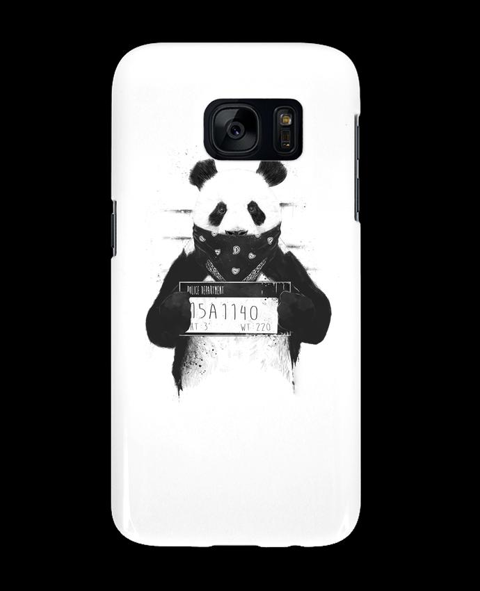 Coque 3D Samsung Galaxy S7 Bad panda par Balàzs Solti