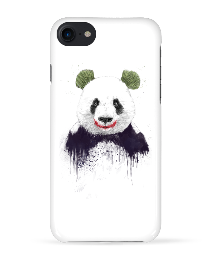 Coque 3D Iphone 7 Jokerface de Balàzs Solti