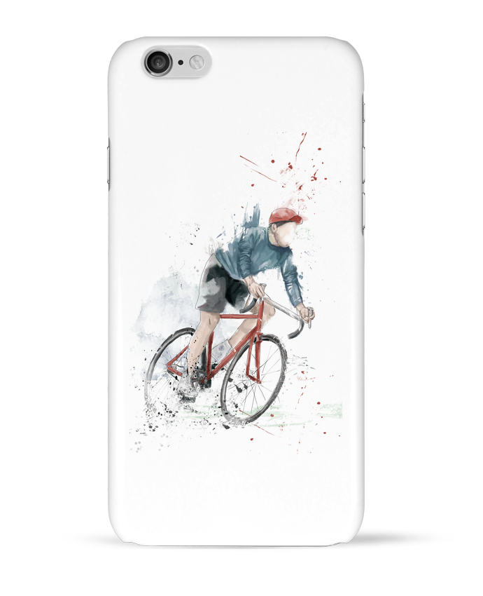 Coque 3D Iphone 6 I want to Ride par Balàzs Solti