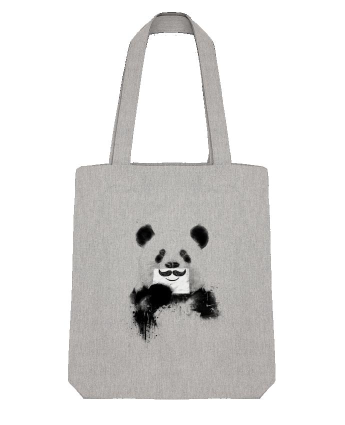 Tote Bag Stanley Stella Funny Panda Balàzs Solti par Balàzs Solti