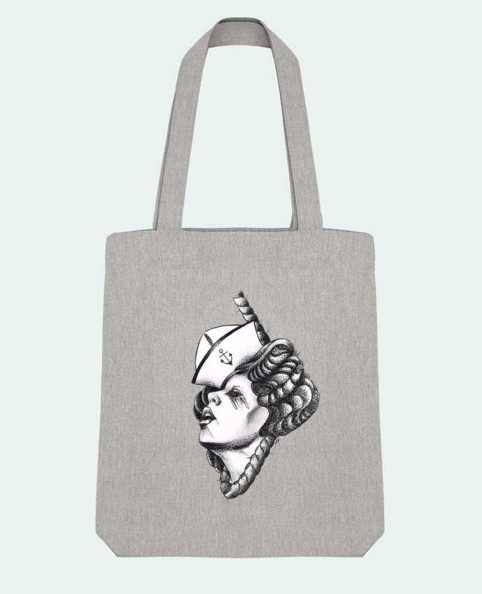 Tote Bag Stanley Stella Femme capitaine par david
