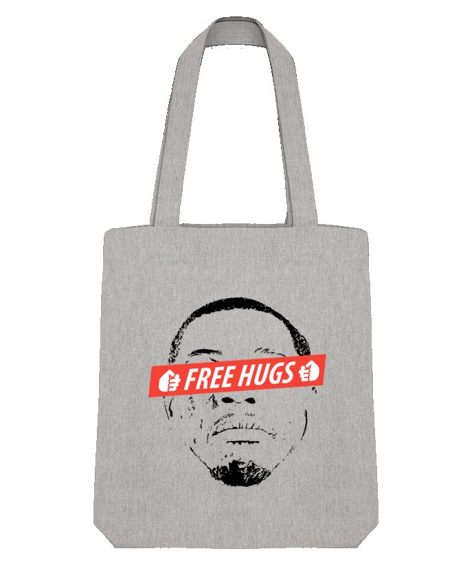 Tote Bag Stanley Stella Free Hugs par tunetoo