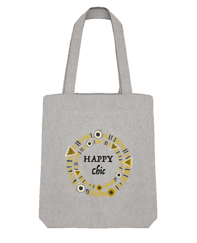Tote Bag Stanley Stella Happy Chic par LF Design