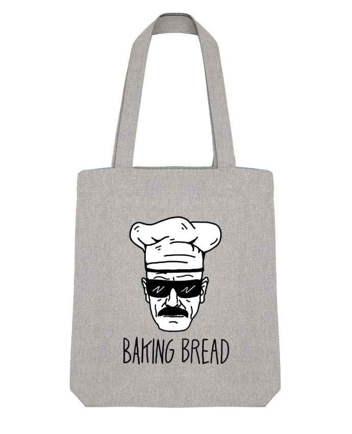 Tote Bag Stanley Stella Baking bread par Nick cocozza