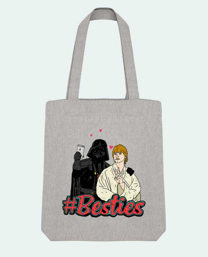 Tote Bag Stanley Stella #Besties Star Wars par Nick cocozza