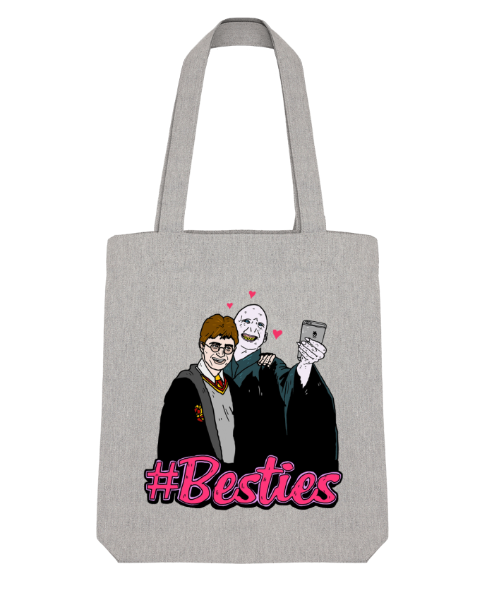 Tote Bag Stanley Stella #Besties Harry par Nick cocozza