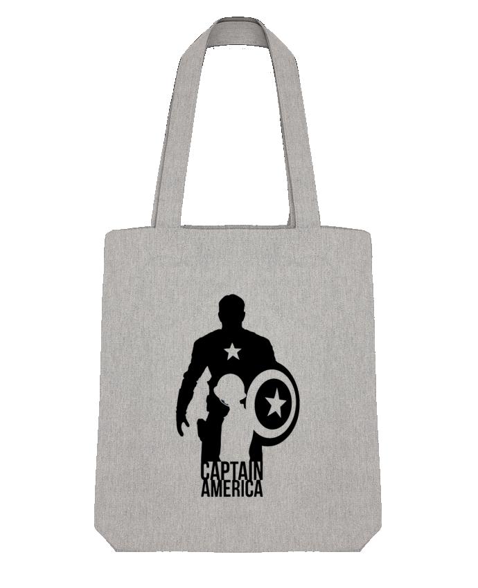 Tote Bag Stanley Stella Captain america par Kazeshini