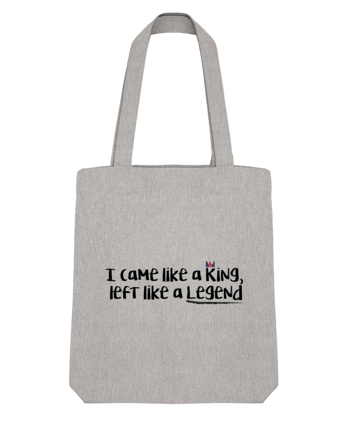 Tote Bag Stanley Stella I came like a king par tunetoo