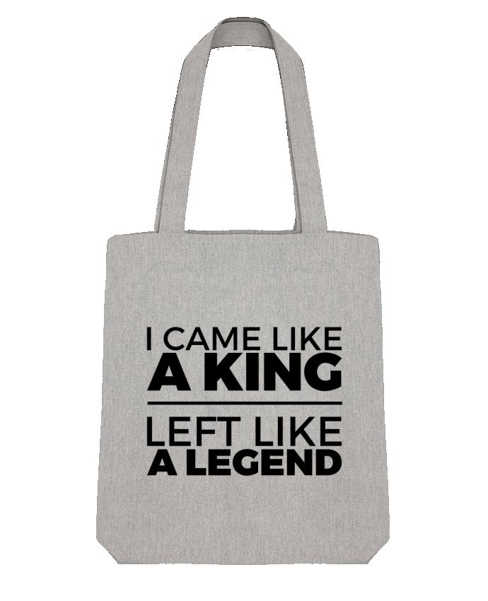 Tote Bag Stanley Stella I came like a king II par tunetoo