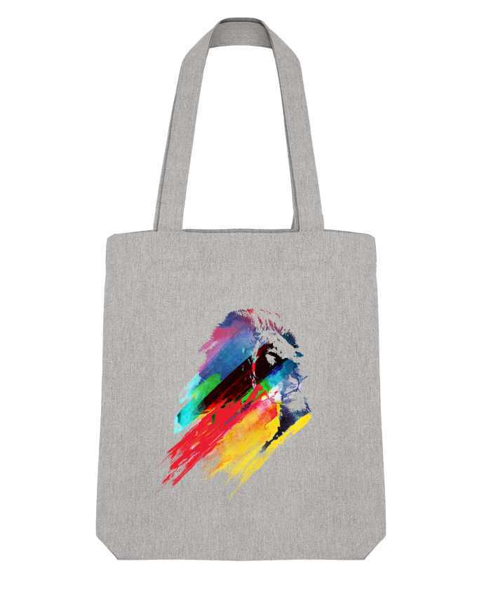 Tote Bag Stanley Stella Our hero lion par robertfarkas