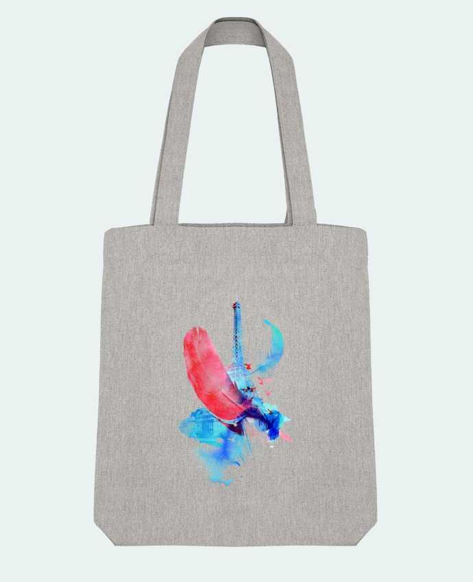 Tote Bag Stanley Stella Pigeons of Paris par robertfarkas