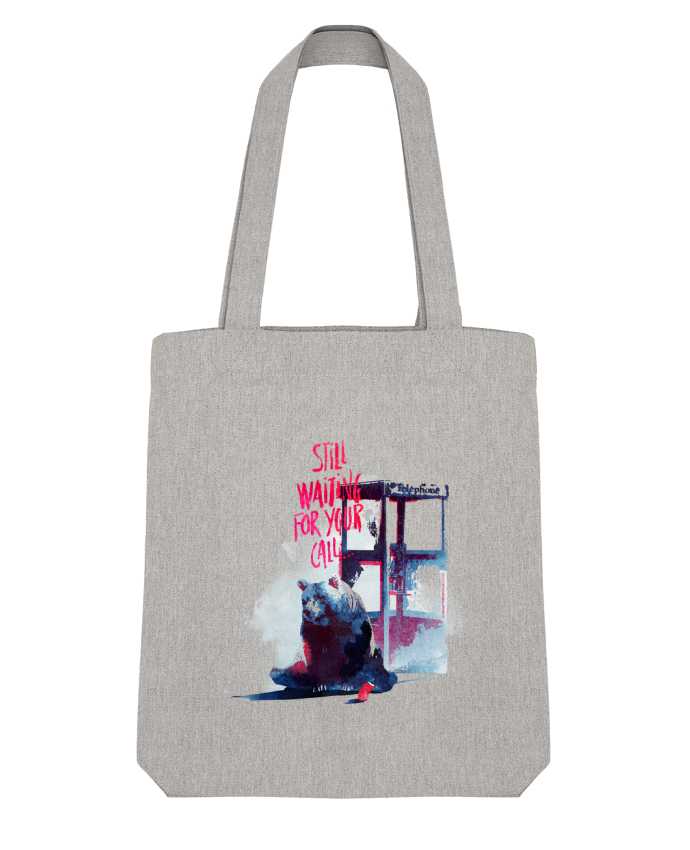 Tote Bag Stanley Stella Still waiting for your call par robertfarkas