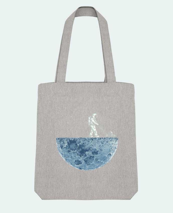Tote Bag Stanley Stella Moon par Enkel Dika
