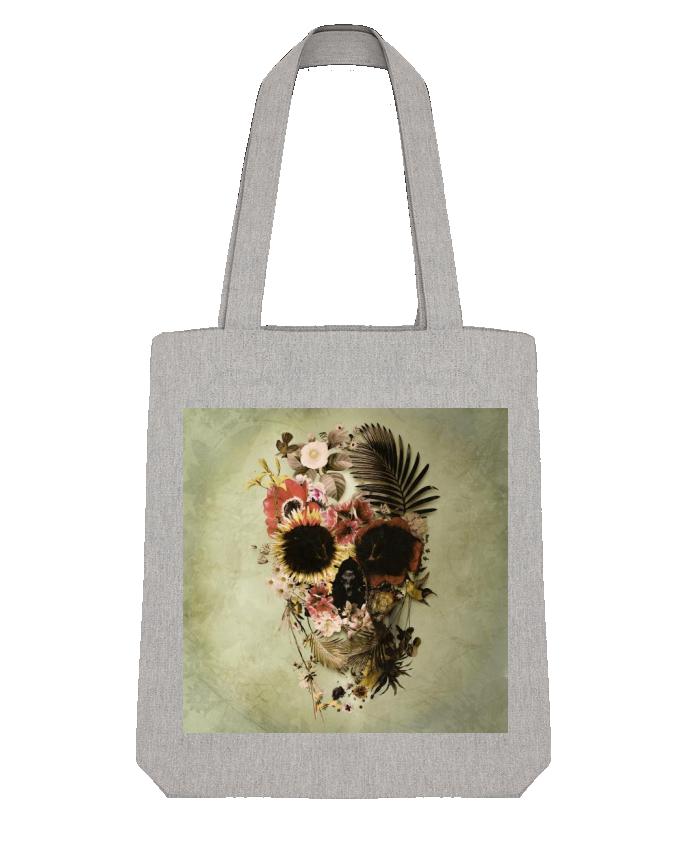 Tote Bag Stanley Stella Garden Skull par ali_gulec