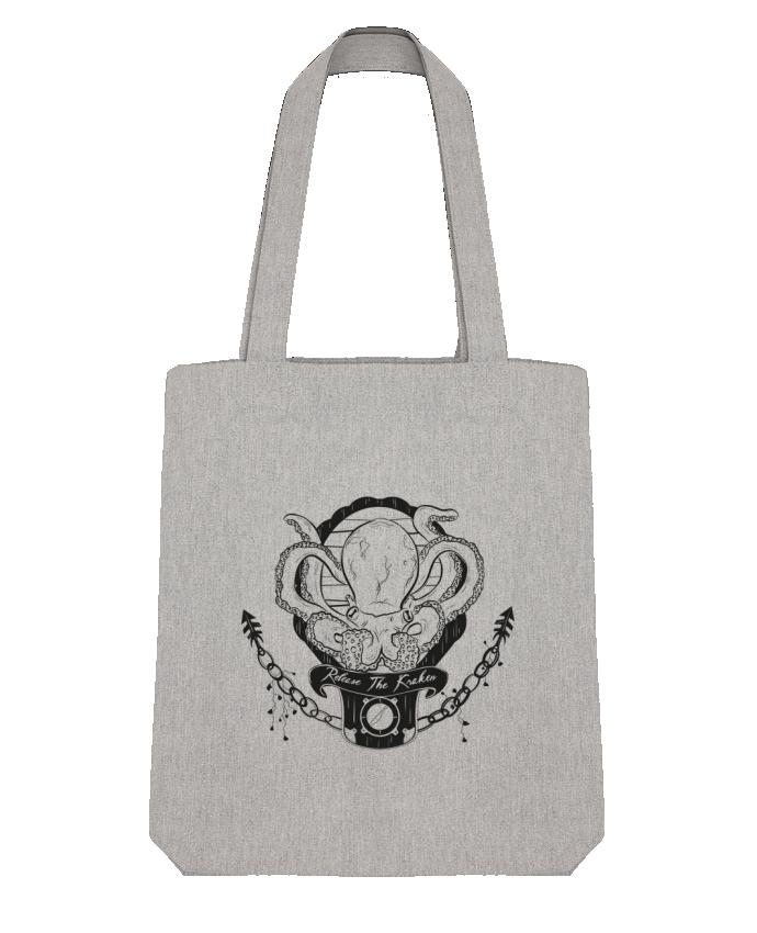 Tote Bag Stanley Stella Release The Kraken par Tchernobayle