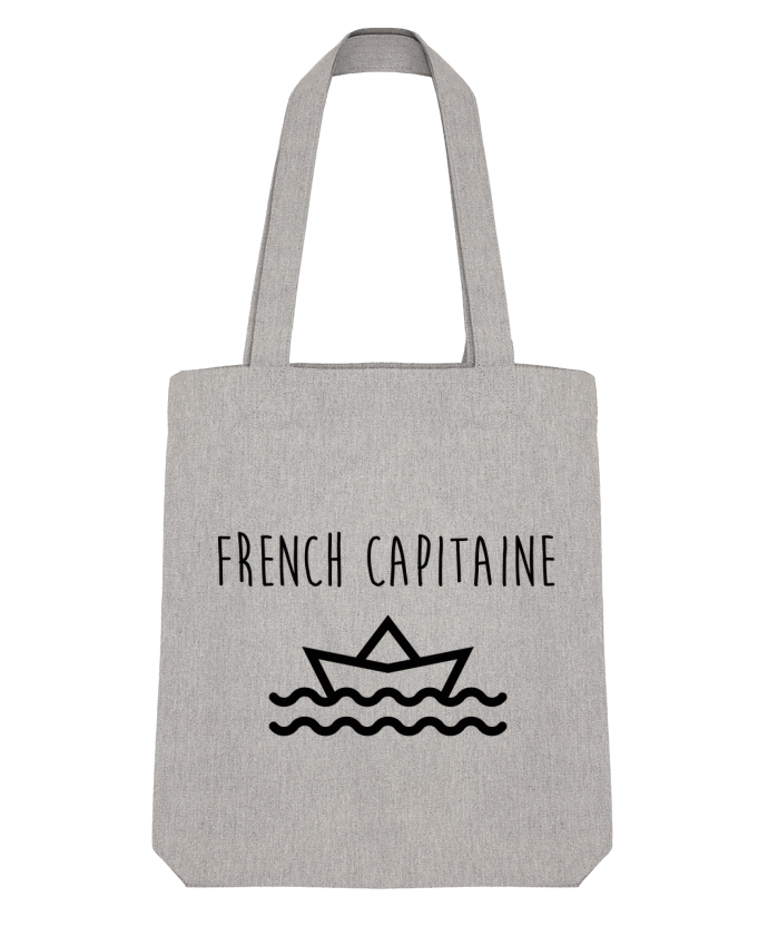 Tote Bag Stanley Stella French capitaine par Ruuud
