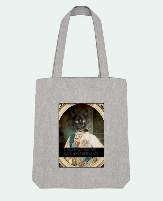 Tote Bag Stanley Stella King Cat par Tchernobayle