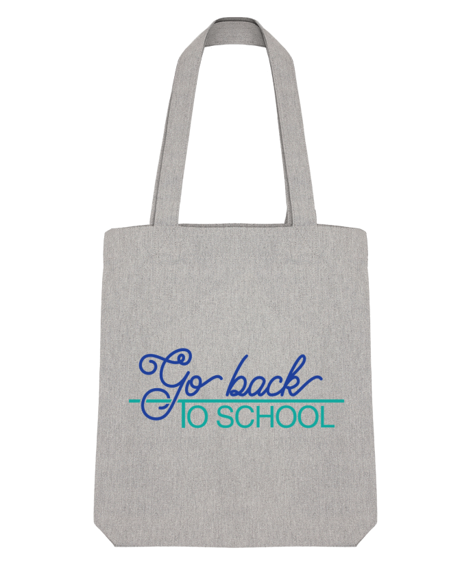 Tote Bag Stanley Stella Go back to school par tunetoo
