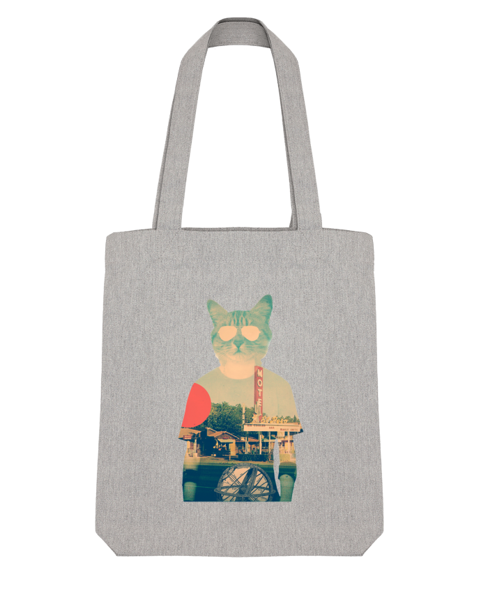Tote Bag Stanley Stella Cool cat par ali_gulec