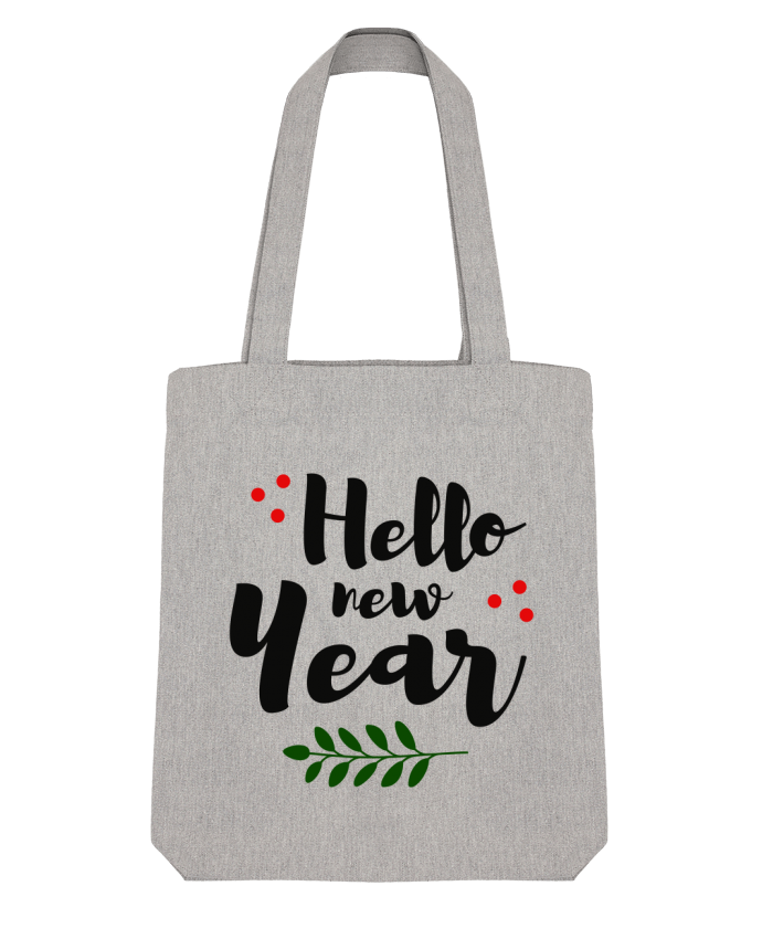 Tote Bag Stanley Stella Hello New Year par tunetoo