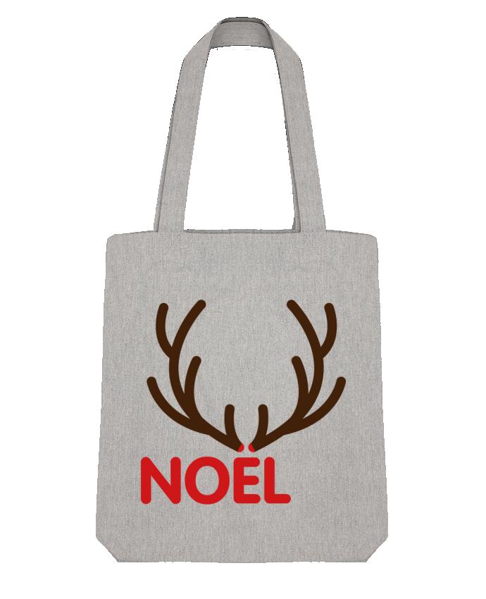 Tote Bag Stanley Stella Noël avec bois de renne par tunetoo