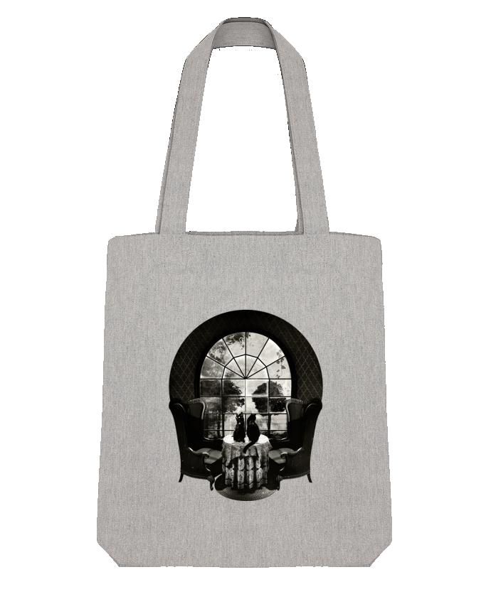 Tote Bag Stanley Stella Room skull par ali_gulec