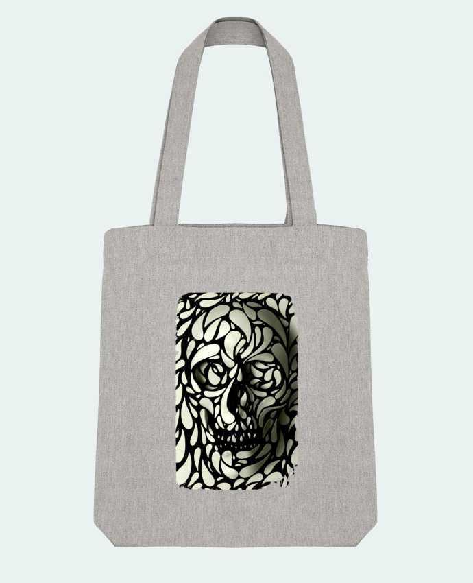 Tote Bag Stanley Stella Skull 4 par ali_gulec