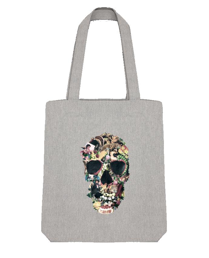 Tote Bag Stanley Stella Vintage Skull par ali_gulec
