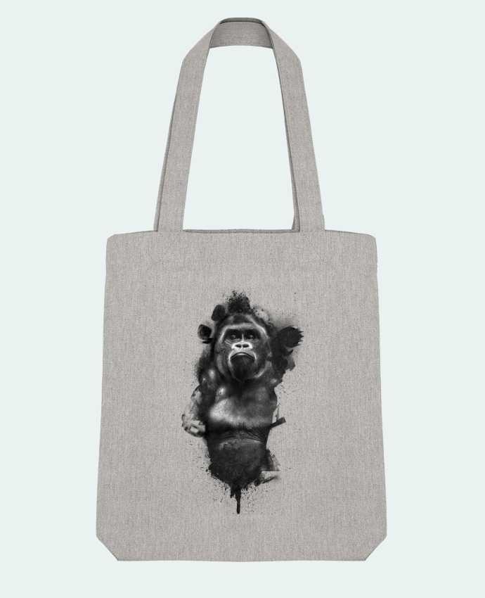 Tote Bag Stanley Stella Gorille par WZKdesign
