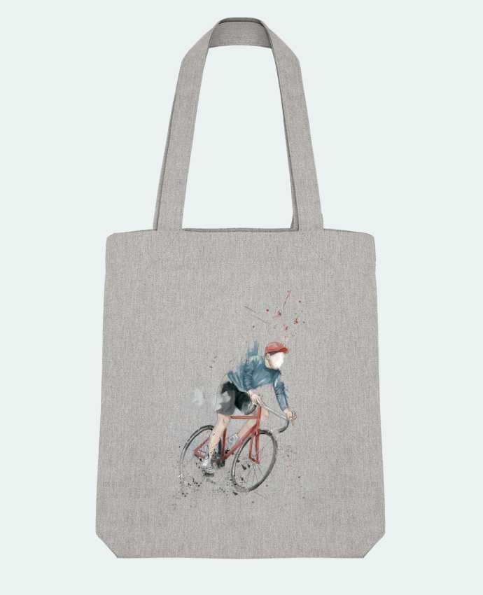 Tote Bag Stanley Stella I want to Ride par Balàzs Solti
