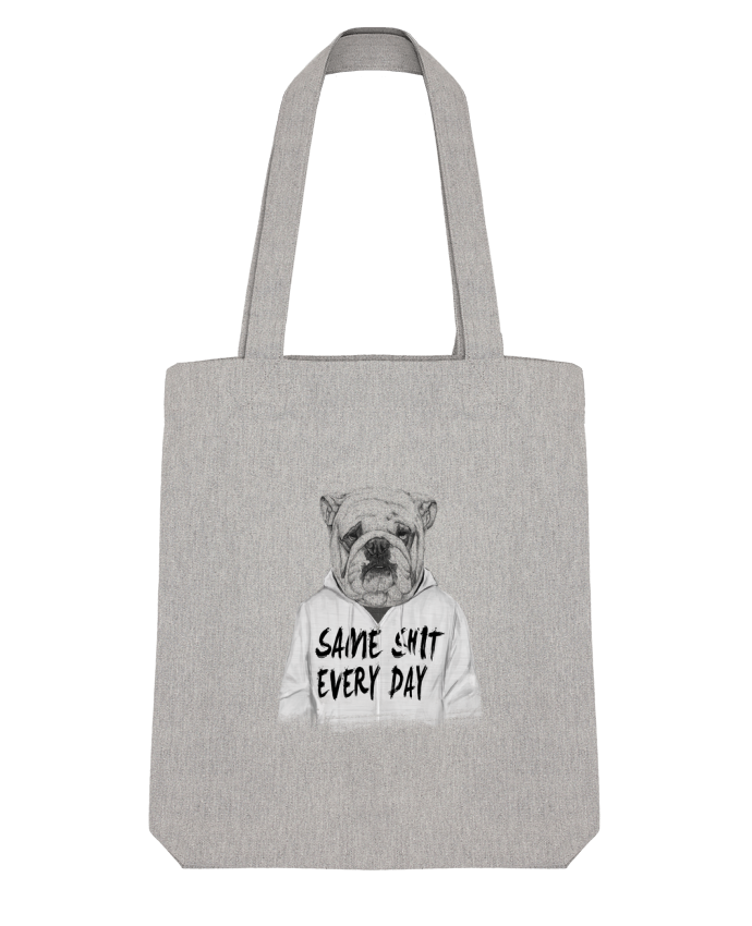 Tote Bag Stanley Stella Same shit every day par Balàzs Solti
