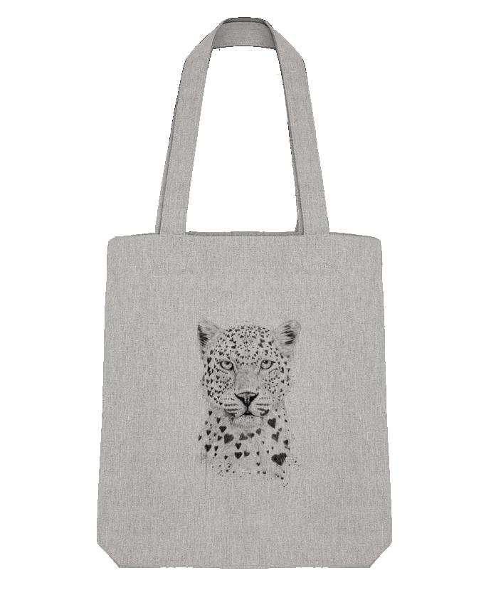 Tote Bag Stanley Stella lovely_leopard par Balàzs Solti