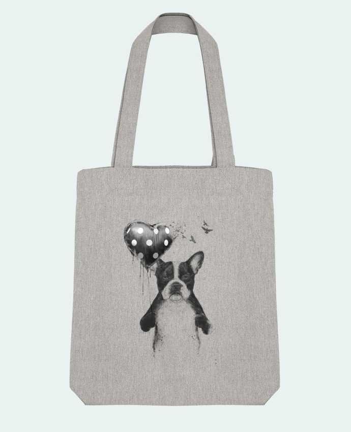 Tote Bag Stanley Stella my_heart_goes_boom par Balàzs Solti