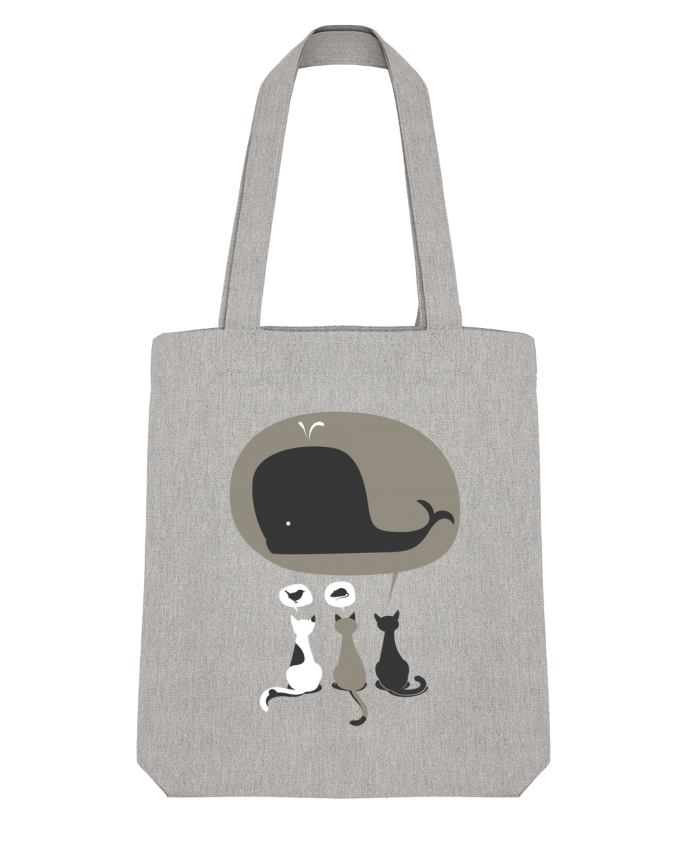 Tote Bag Stanley Stella Dream Big par flyingmouse365