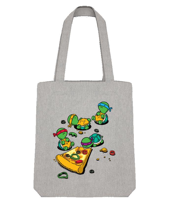 Tote Bag Stanley Stella Pizza lover par flyingmouse365
