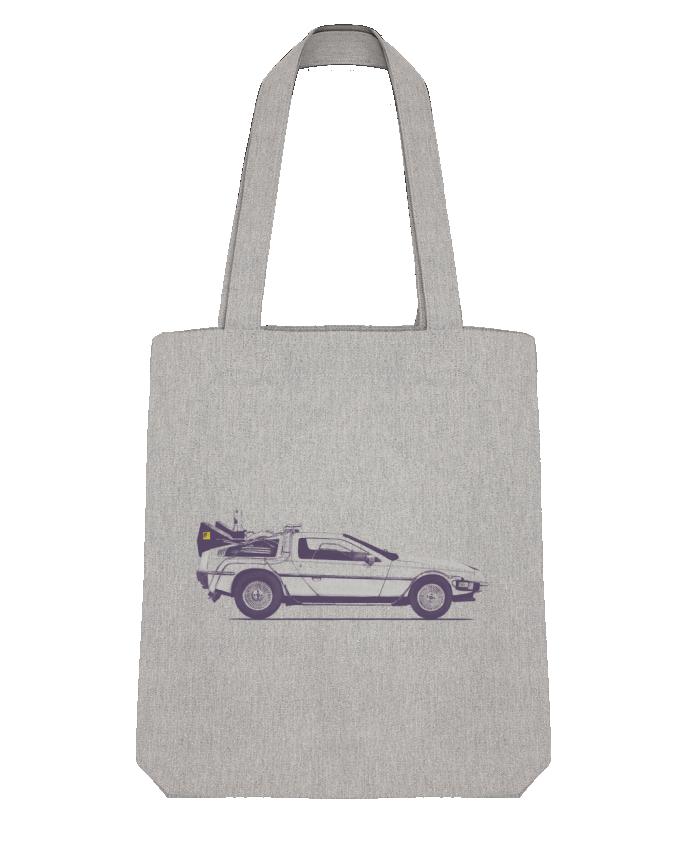 Tote Bag Stanley Stella Dolorean par Florent Bodart